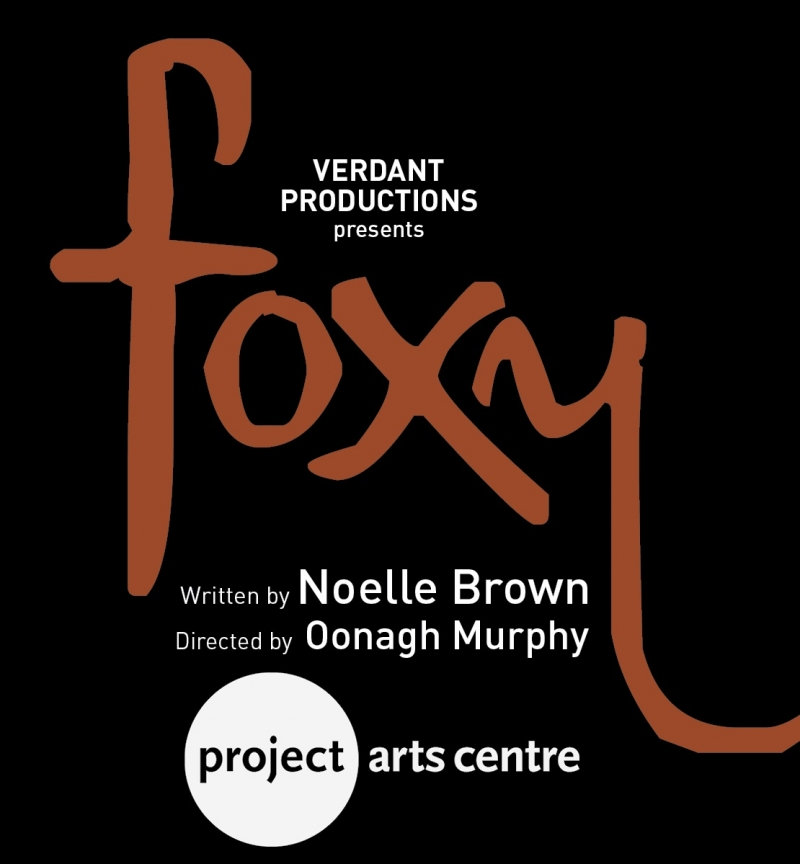 Foxy by Noelle Brown