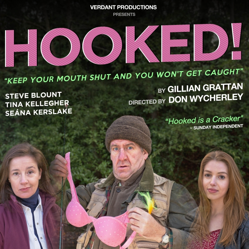 Hooked by Gillian Grattan
