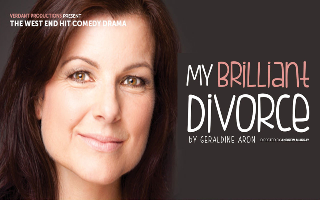 My Brilliant Divorce by Gerladine Aron