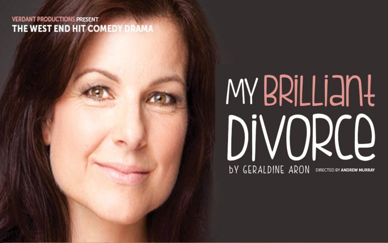 My Brilliant Divorce by Gerladine Aron