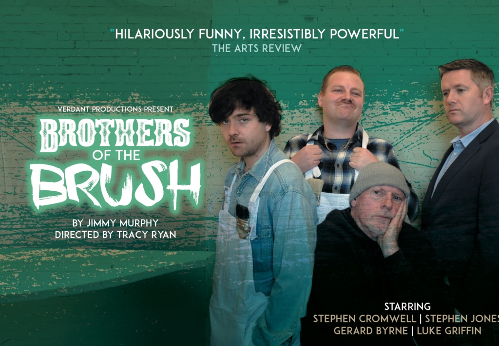 Brothers of the Brush by Jimmy Murphy