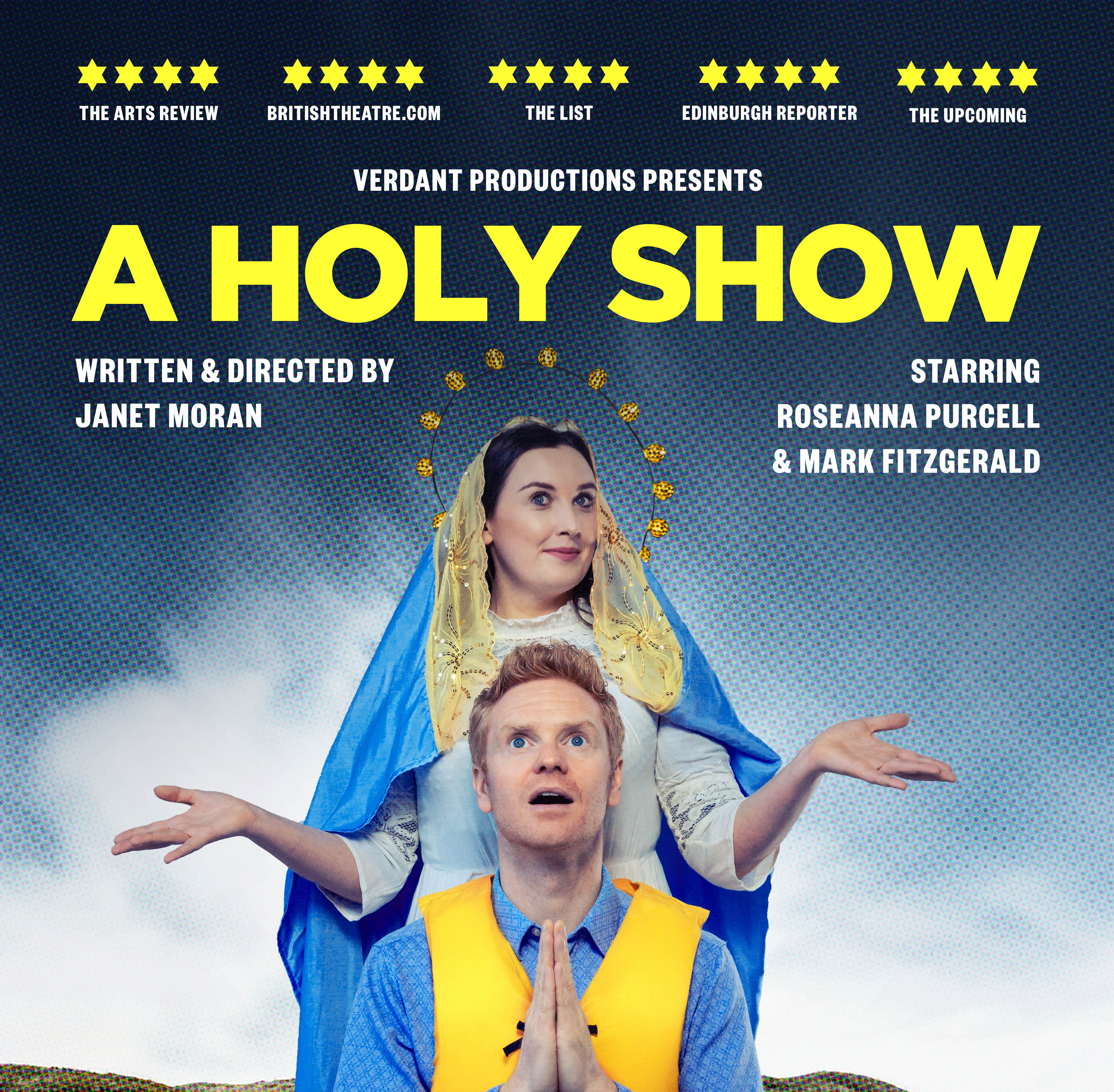 A Holy Show by Janet Moran