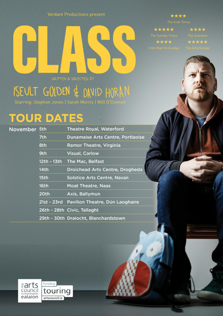 Irish Tour November 2019