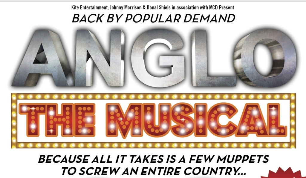 Anglo The Musical by Paul Howard