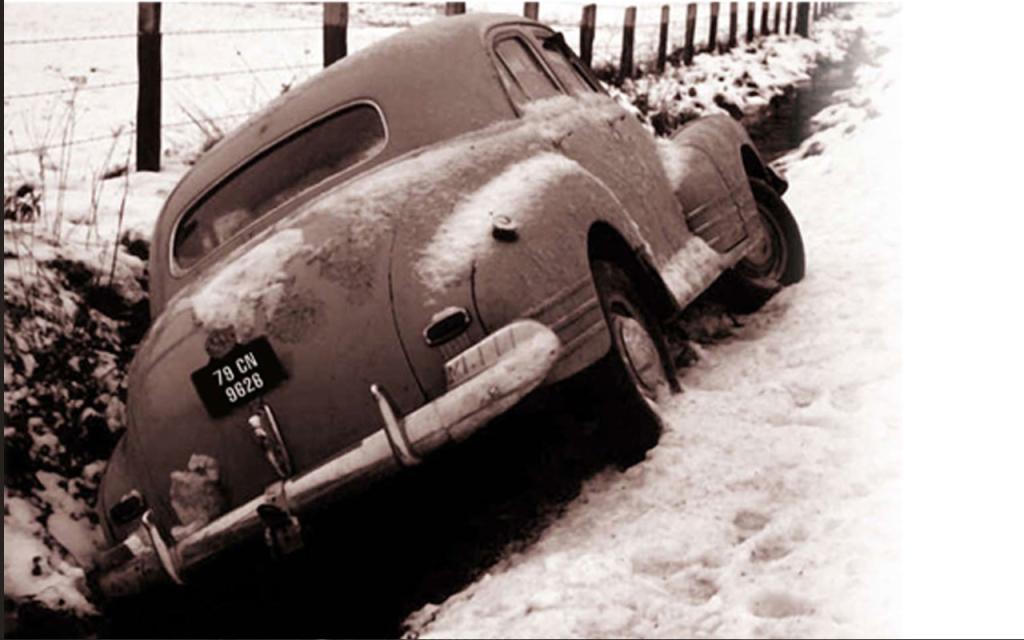 The Night Joe Dolans Car Broke Down