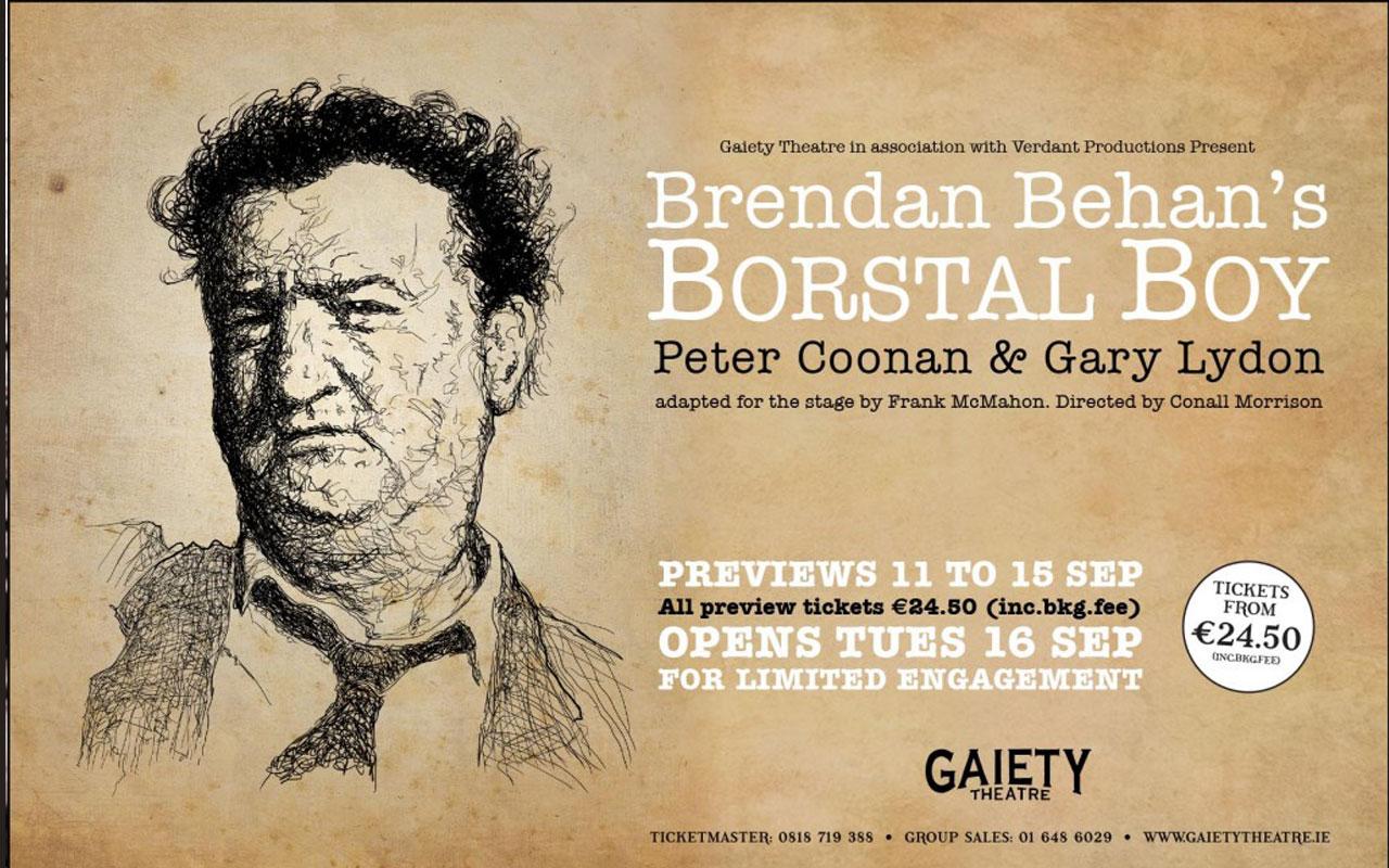 Borstal Boy at The Gaiety Theatre